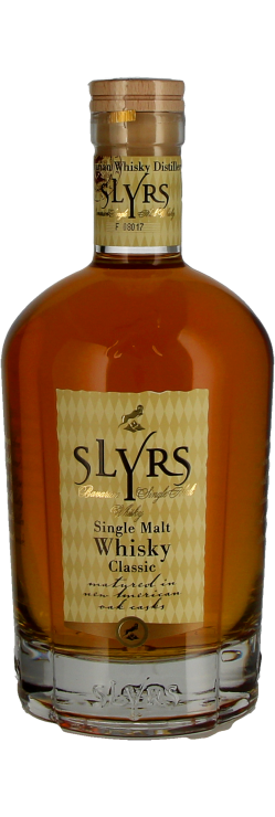 Slyrs Bavarian Single Malt Whisky Classic 0,7 l