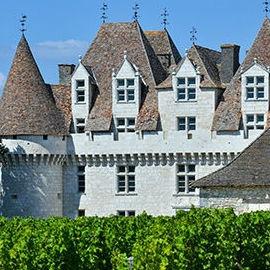 Château de Monbazillac in Bergerac, Dordogne