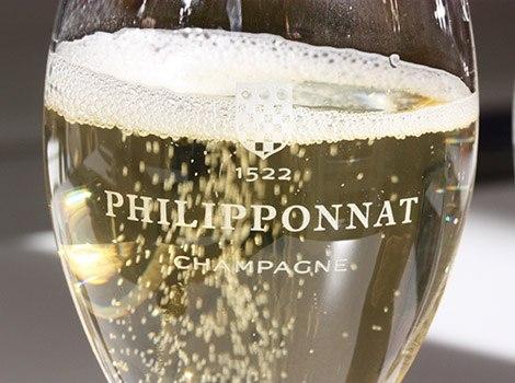 Champagner vom Weingut
