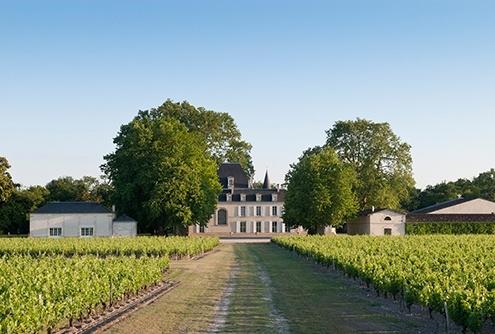 Das Chateau Cantemerle