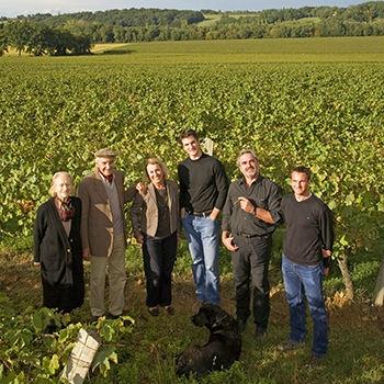 Die Familie Grassa von der Domaine du Tariquet