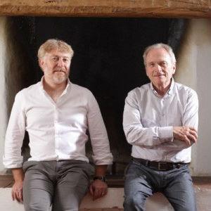 Giovanni Poggiali und Giuseppe Mazzocolin von Fèlsina