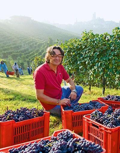 Luca Currado vom Weingut Vietti