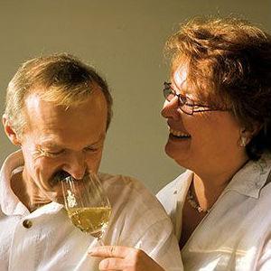 Thomas und Regina Rinker vom Weingut Knab